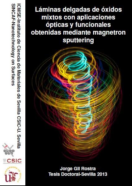 Láminas Delgadas de Óxidos Mixtos con Aplicaciones Ópticas y Funcionales Obtenidas Mediante Magnetron Sputtering