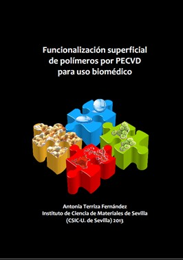 Funcionalización superficial de polímeros por PECVD para uso biomédico