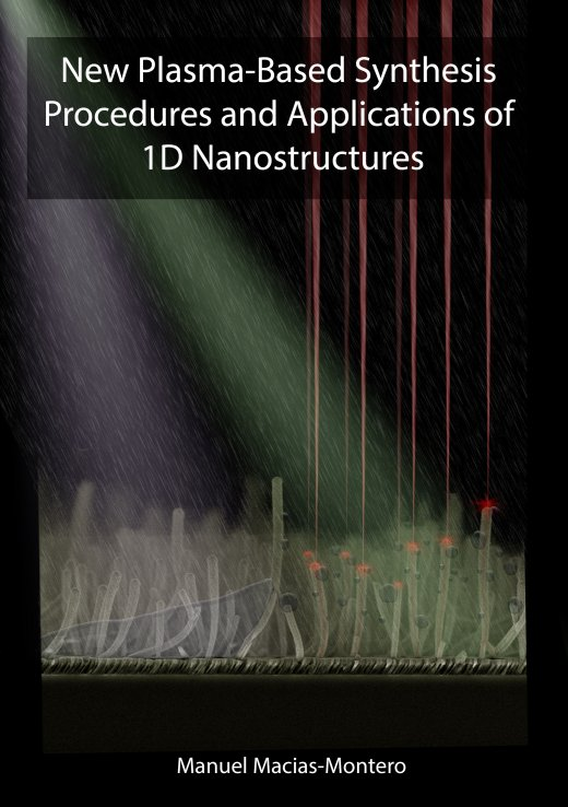 New Plasma-Based Synthesis Procedures and Applications of 1D Nanostructures